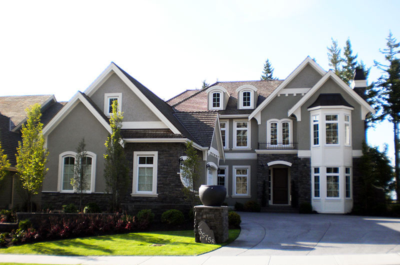 Design Stucco - Large House
