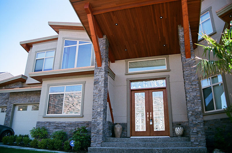 Design Stucco – Home, Vancouver, BC