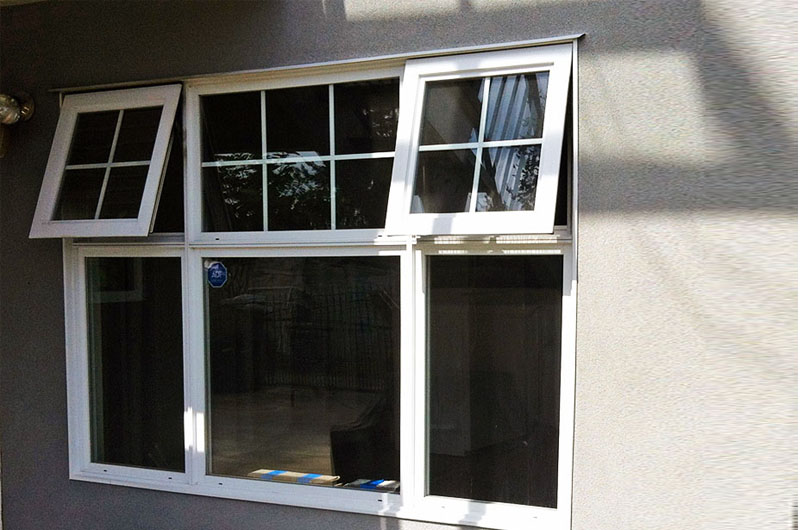 Design Stucco - Windows